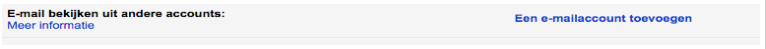 smpt-toevoegen-gmail